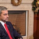 Mario Abdo: «Tenemos un compromiso humanitario con Venezuela»