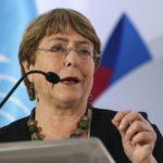 Bachelet pide a Costa Rica agilizar trámites para pedidos de refugio