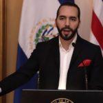 Nayib Bukele dice que El Salvador no está listo para recibir refugiados