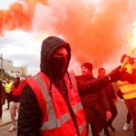 Masiva movilización y huelga en Francia para decir «no» a reforma de pensiones
