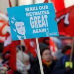 Sindicatos franceses mantienen huelga sin dar «tregua de Navidad»
