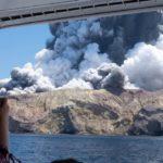 White Island: aumenta a 16 el número de muertos tras la erupción del volcán más activo de Nueva Zelanda