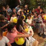 Los contrastes entre la Purísima privada de los Ortega Murillo y la celebración del embajador Sullivan