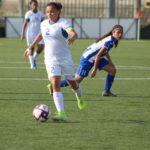 Sheyla Flores mantiene intacto su potencial goleador en los amistosos contra Honduras