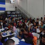 Exiliados nicaragüenses en Costa Rica reciben ayuda por organización de carácter humanitario