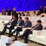 Funcionarios orteguistas sancionados por Estados Unidos en gira diplomática por Rusia y Catar