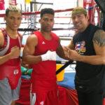 Transformación total en los entrenamientos: Así se prepara el excampeón Cristofer González para recuperar su título mundial
