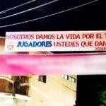 El reproche de la barra del Real Estelí: «Nosotros damos la vida por el Tren, ¿jugadores ustedes qué dan?»