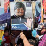 Evo Morales planifica campaña electoral desde Argentina