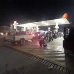 Gasolineras agotan combustible en Estelí, Madriz y Nueva Segovia