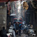 Incendio en India: al menos 40 muertos deja siniestro en una fábrica de Nueva Delhi