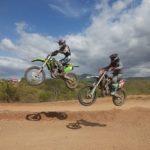 Steven Sobalvarro y Carlos Parajón tendrán un exigente cierre de campeonato de Motocross