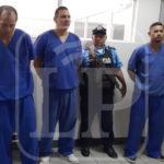 Presentan ante el juez a los tres implicados en el asesinato del matrimonio de Giacomo Fiorino y Claudia Carrillo