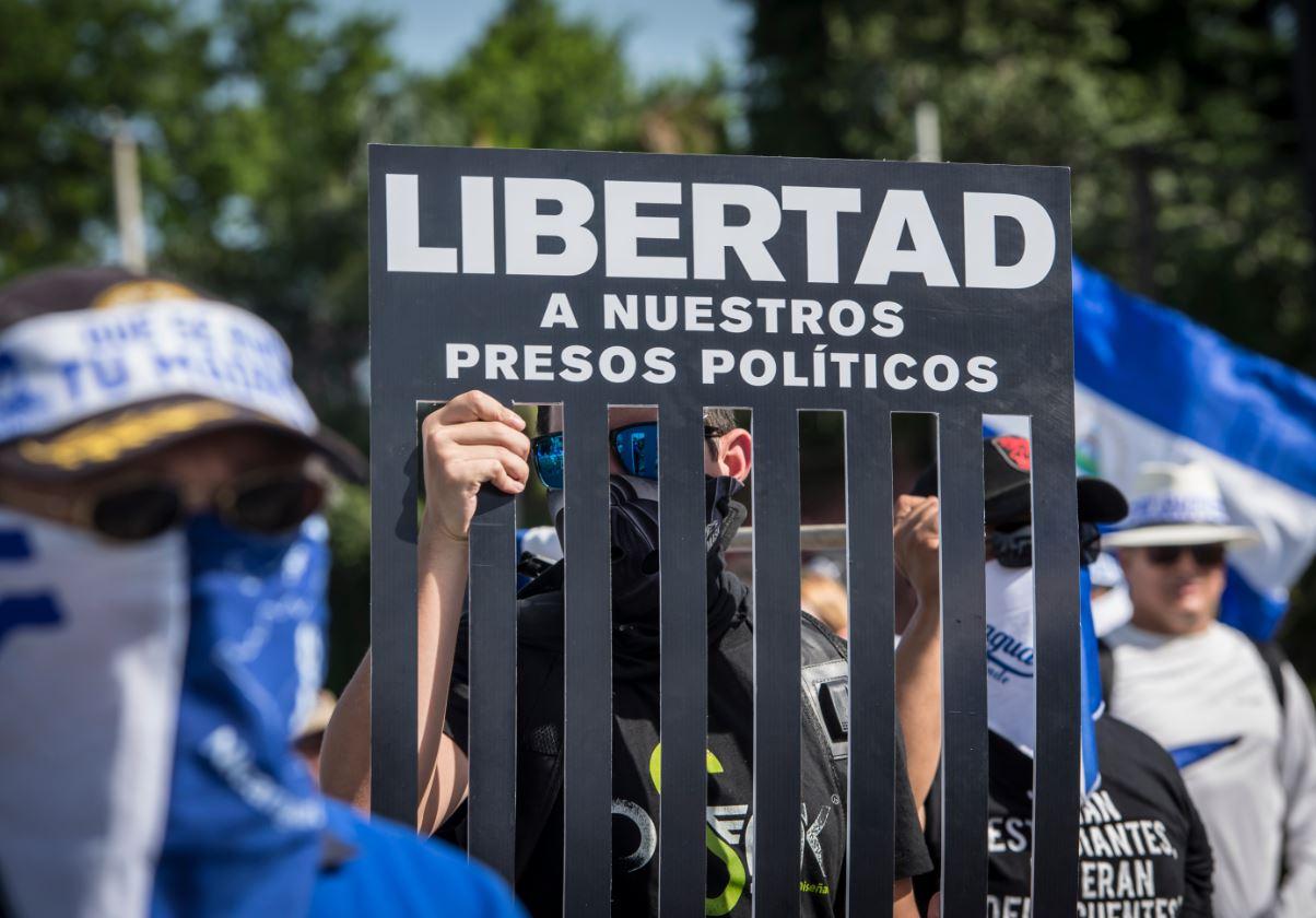 Resultado de imagen para pide liberación de presos políticos en Cuba, Nicaragua y Venezuela