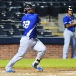 Rodolfo Bone, el prospecto que recibe los lanzamientos de tres ex big leaguers de los Tigres