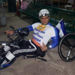 Caraceño representará a Nicaragua en competencia de paraciclismo en Estados Unidos