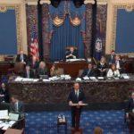 Demócratas entran en segundo día de argumentos en juicio político a Trump en el Senado