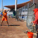 «Estoy enfocado en mejorar mi bateo y defensa», dice prospecto Elián Rayo