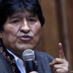 Evo Morales: «Fue un error volver a presentarme»