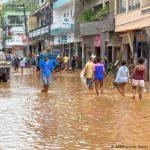 Lluvias en Brasil dejan 30 muertos y 17 desaparecidos