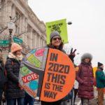 Marcha multitudinaria en Washington para reclamar más derechos para las mujeres