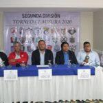 """Fenifut anuncia cambios que buscan """"profesionalizar"""" la Segunda División a largo plazo"""