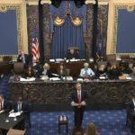 Equipo legal de Trump cierra defensa en juicio político: ¿Qué sigue?