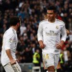 Casemiro también hace de Cristiano y marca dos goles que podrían valer la Liga
