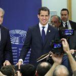 Guaidó busca más sanciones de la Unión Europea a Venezuela