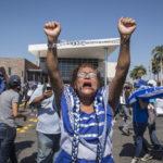 Policía Orteguista hostiga a la opositora Flor Ramírez en el Día de las Madres: Rodean su casa para impedirle salir