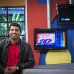 Antimotines agreden al periodista de Canal 10 Wilih Narváez