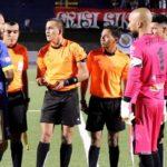 Acusan a árbitro de Liga Primera de agredir cronista deportivo durante las fiestas patronales de Diriamba