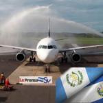 Vuelos de El Salvador a Guatemala serán nacionales