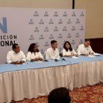 Alianza Cívica y UNAB presentan la gran Coalición Nacional