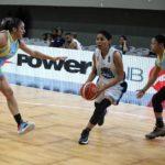Ileana Guerrero, la basquetbolista nica que brilla en Panamá