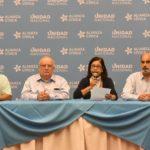 Oposición insta a Kitty Monterrey a sumarse a los esfuerzos de unidad en la conformación de la Coalición Nacional
