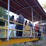 Bachilleres realizan examen de admisión en la UNAN-Managua
