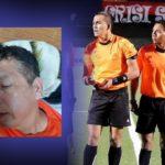 Fenifut suspende a árbitro de Liga Primera que agredió a cronista deportivo