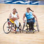 María Luisa Obando, la atleta pinolera más longeva de baloncesto sobre sillas de ruedas