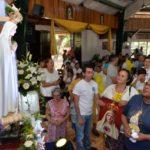 Imagen de la Virgen de Fátima ya está en Nicaragua para peregrinar por la paz