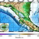 Sismo de 5.3 grados sacude el Pacífico de Nicaragua