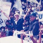 El difícil camino para conformar la UNO y derrotar a Daniel Ortega en 1990