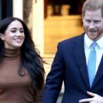 Harry y Meghan ponen fecha al fin de sus funciones en la Corona británica