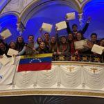 Los estudiantes venezolanos que fueron premiados en un prestigioso certamen de la Universidad de Harvard