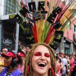 Carnaval de Sao Paulo en fotos: cómo las protestas y la política se han tomado la fiesta callejera brasileña