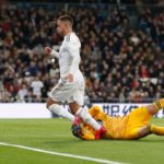Un empate sin reproche: El Real Madrid pierde dos puntos a cinco minutos del final