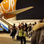 Dos ticas fueron evacuadas de China por coronavirus y estarán en cuarentena en Ucrania