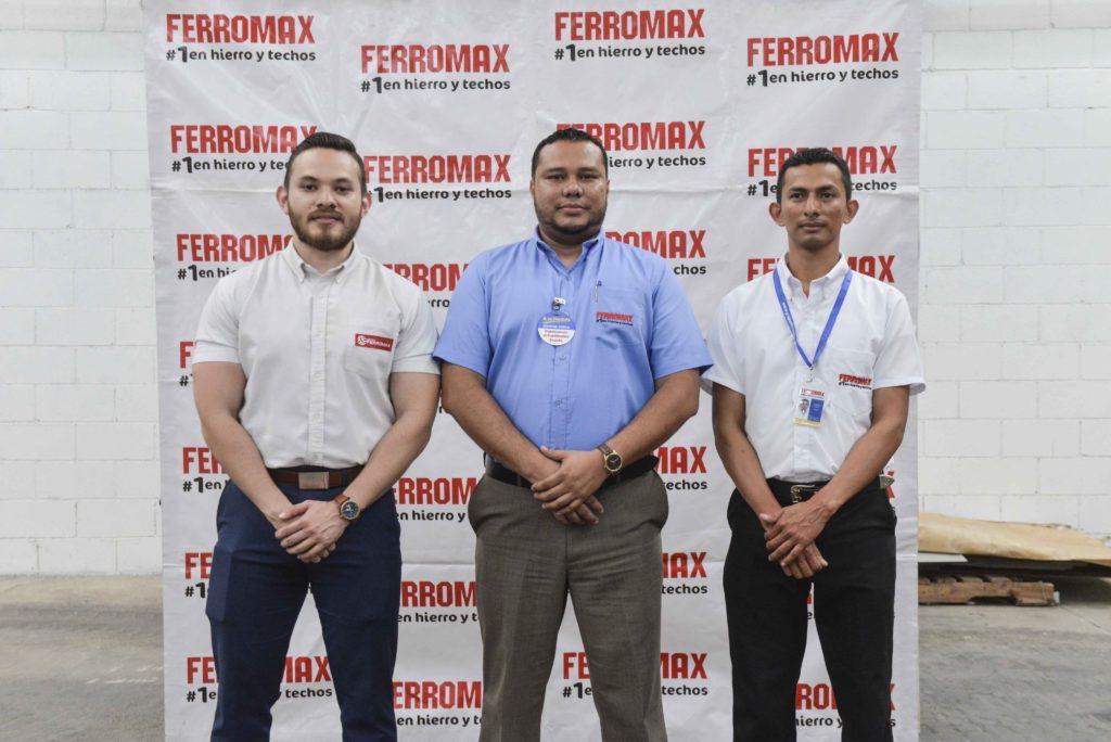 Ferromax en Jinotepe