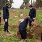 Siria: hallada fosa común con 70 cadáveres