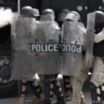 Militares y policías de Haití se enfrentan a tiros en Puerto Príncipe